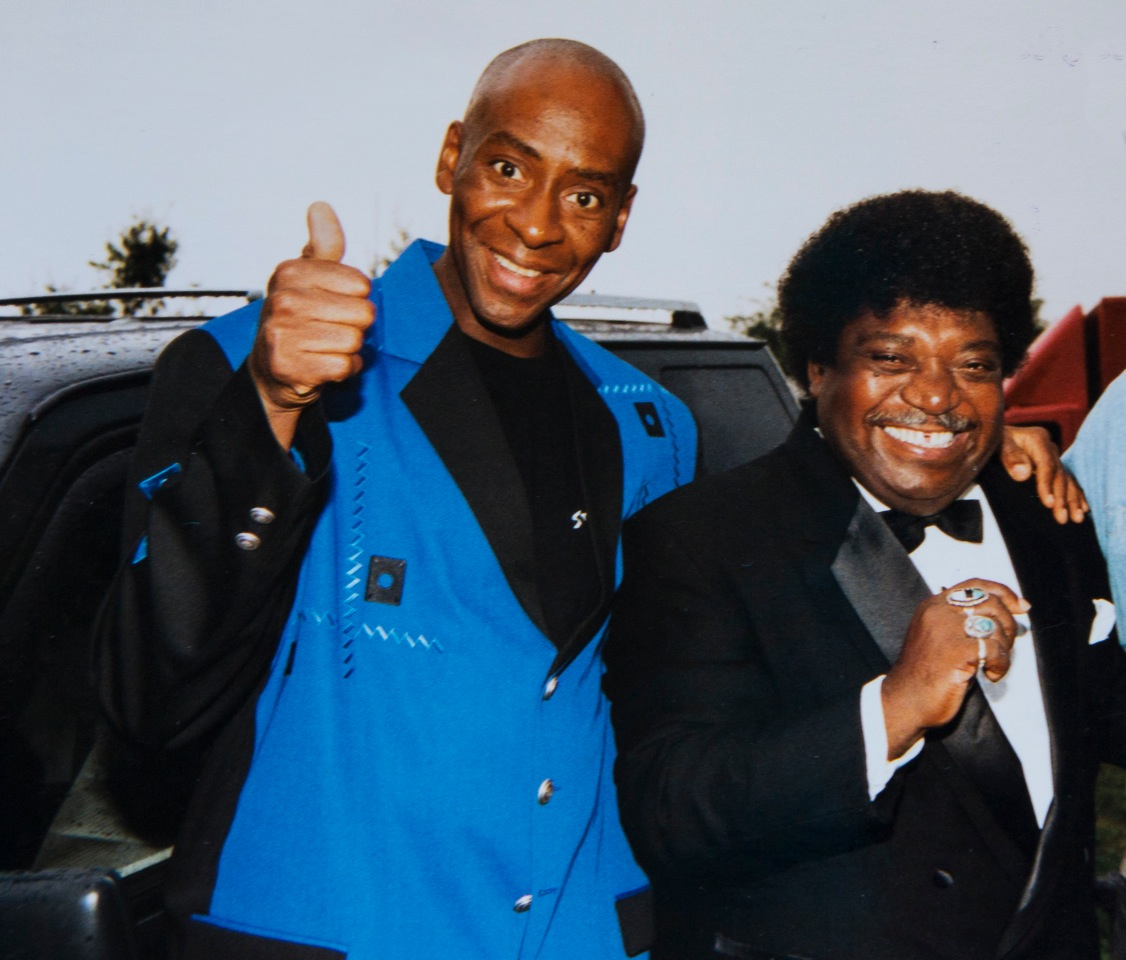 On Tour with Percy Sledge